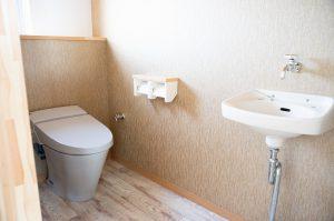 シェアハウス トイレ